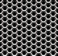 Abstract metal seamless pattern Stock Photo