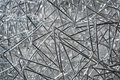 Abstract metallic structure Royalty Free Stock Photo