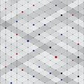 Abstract modern stylish isometric pattern texture, Three-dimensional rectangle