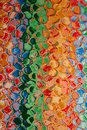 Abstract Multicolor Pattern Stock Photo