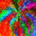 Abstract multicolored background, mosaic effect, digital illustration, Royalty Free Stock Photo
