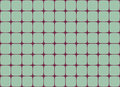 Abstract multicolored illustration. Seamless pattern. Gray squares on a red background. Mosaic background texture Royalty Free Stock Photo