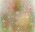 Abstract multicoloured background with blur bokeh for design Stock Photography