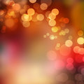 Abstract multicoloured background christmas in red orange yellow Royalty Free Stock Images