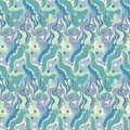 Abstract navy seamless pattern blue Royalty Free Stock Photos