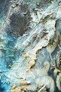Abstract oil paint sparkling organic textile hypnotic background Royalty Free Stock Photo
