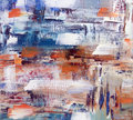 Abstract Oil Painting Stock Images