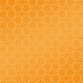 An abstract orange halftone background Royalty Free Stock Images