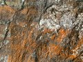 stock image of  An abstract orange rock texture background, art wallpaper