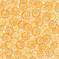 Abstract orange seamless texture this is file of eps format Stock Photo