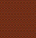 Abstract orange and yellow pattern background wallpaper Stock Image