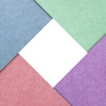 Abstract origami banner background paper Royalty Free Stock Image