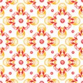 Abstract ornamental seamless pattern 1