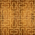 Abstract paneling pattern seamless background cassette floor wooden surface Stock Photos