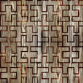 Abstract paneling pattern seamless background wood paneling wooden surface Royalty Free Stock Images