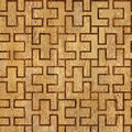 Abstract paneling pattern seamless background wood texture surface Royalty Free Stock Photography