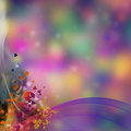 Abstract party and celebration backgrounds Royalty Free Stock Photos