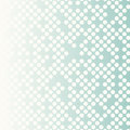 Abstract pastel background retro styled dotted pattern vector Stock Image