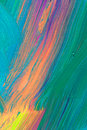 Abstract pastel colored painting Royalty Free Stock Images