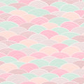 Abstract Pastel Seamless Pattern Stock Image