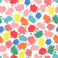 Abstract pattern. Firework spot background. Royalty Free Stock Photo