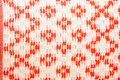 Abstract pattern with geometric background