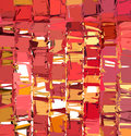 Abstract pattern in pink orange red Royalty Free Stock Photos