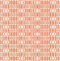 Abstract pattern red and whtite seamless forming crosses Stock Photos