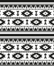 Abstract patterned background illustration of black and white Royalty Free Stock Image