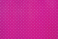 Abstract Pink Background with white dots Royalty Free Stock Photo