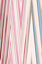 Abstract pink stripes