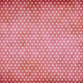 Abstract polka dot vintage background Stock Photo