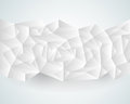 Abstract Polygonal Paper Backg...