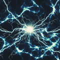 Abstract power and electricity backgrounds