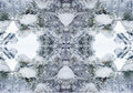 Abstract Print, Background, Fr...