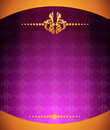 Abstract purple background Royalty Free Stock Image