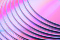 Abstract purple CD background Stock Photo
