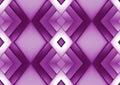 Abstract Purple Geometric Back...