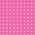 Abstract Purple Hearts Pattern - Valentine`s Day Card or Background Vector Design