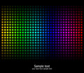 Abstract rainbow colours background Stock Photos