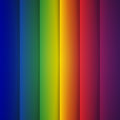 Abstract rainbow rectangle shapes background rgb eps illustration Stock Image