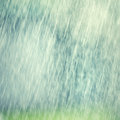 Abstract rainfall background detail vintage filter effect used Royalty Free Stock Image