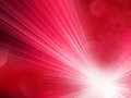 Abstract red background bursts light energy rays Royalty Free Stock Images