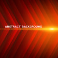 Abstract red background for business brochure or cover vector design Stock Photography