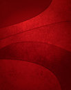 Abstract Red Background Design...