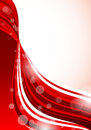 Abstract red background this is file of eps format Royalty Free Stock Photo