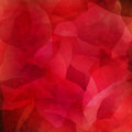 Abstract red background grungy floral Stock Image