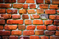 Abstract red brickwork Royalty Free Stock Photo