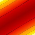 Abstract red and orange rectangle shapes rgb eps Stock Images
