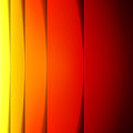 Abstract red orange and yellow rectangle shapes background rgb eps illustration Stock Photo